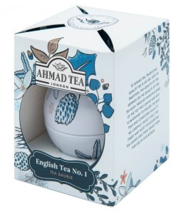 Ahmad Twilight Bauble 30g - bombka - English Tea No.1 WYPRZEDAŻ