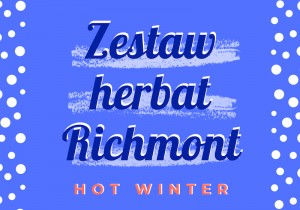 Richmont Hot Winter Tea 48 saszetek - zimowe smaki