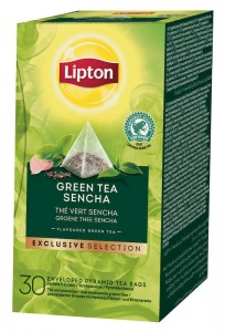 Lipton Exclusive Selection Green Tea Sencha 30x1,8g - herbata zielona