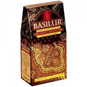 Basilur Oriental Collection Orient Delight 100g - herbata czarna czysta
