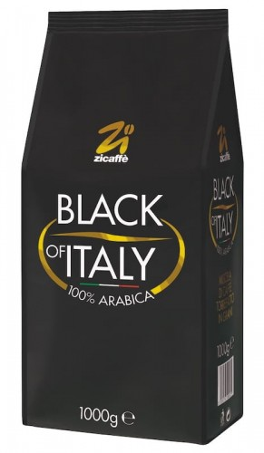 Zicaffe Black of Italy 100% Arabica 1000g.jpg